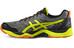 asics Gel-FujiTrabuco 5 G-TX Shoe Men Shark/Safety Yellow/Black